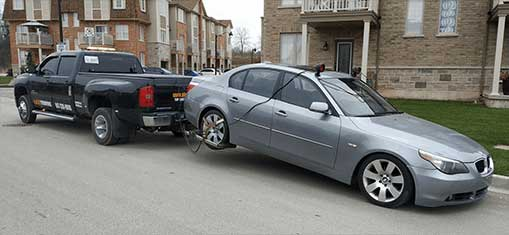 Junk Car Removal Toronto