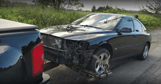 High Quality Junk Car Removal Services